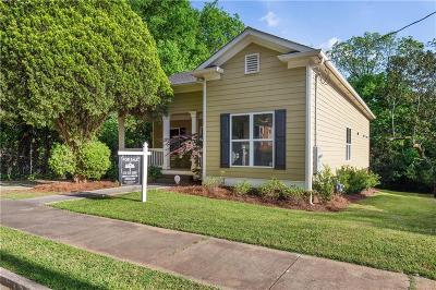 College Park Single Family Home For Sale: 1736 Temple Avenue