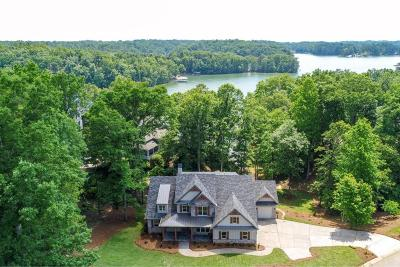 Gainesville GA Single Family Home For Sale: $849,000