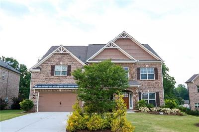 Forsyth County Single Family Home For Sale: 5710 Bridleton Crossing