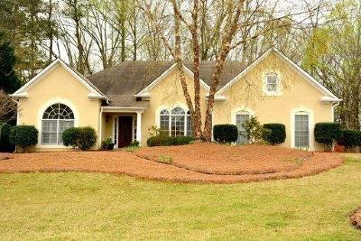 Alpharetta Single Family Home For Sale: 1175 Windhaven Drive