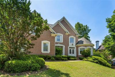 Alpharetta Single Family Home For Sale: 830 Mashburn Drive