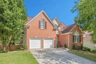 Buford Single Family Home For Sale: 2623 Silver Dust Drive