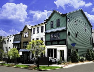 Atlanta Condo/Townhouse For Sale: 750 Winton Way #94