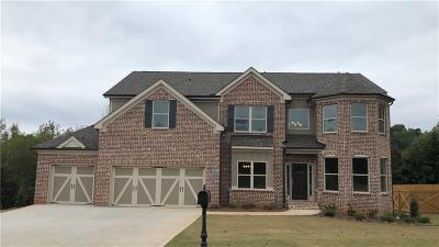 Cumming Single Family Home For Sale: 4120 Mayhill Circle