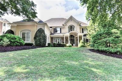 Alpharetta Single Family Home For Sale: 620 Falls Bay Court