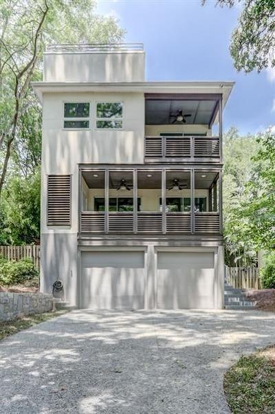 Atlanta Single Family Home For Sale: 731 Antone Street NW