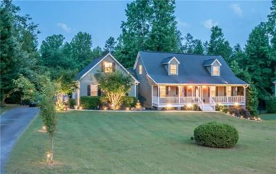 Dawson County, Forsyth County, Hall County, Lumpkin County Single Family Home For Sale: 6270 Timber Creek Trail