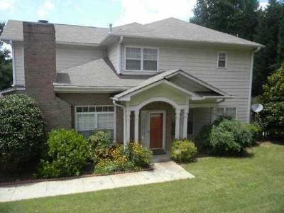 Atlanta Condo/Townhouse For Sale: 2680 Pine Tree Road NE #1