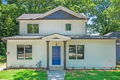 Atlanta Single Family Home For Sale: 860 Westmont Road SW