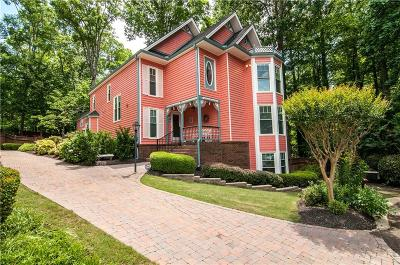 Dunwoody Single Family Home For Sale: 4607 Brierwood Place