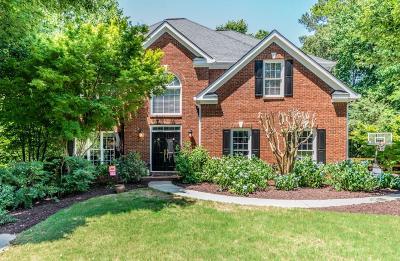 Cumming Single Family Home For Sale: 3460 Shingle Oak Court
