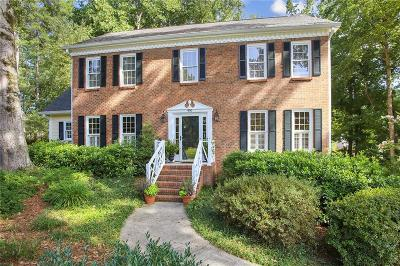 Single Family Home For Sale: 496 Lees Trace SW