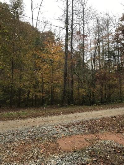 Dahlonega Residential Lots & Land For Sale: Lot A Wesley Lee Road