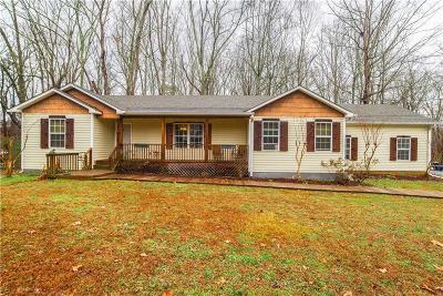 Woodstock Single Family Home For Sale: 945 Homer Road