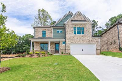 Buford Single Family Home For Sale: 3086 Oxford Mill Lane