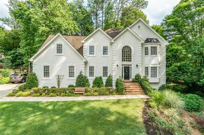 Alpharetta Single Family Home For Sale: 9875 Twingate Drive
