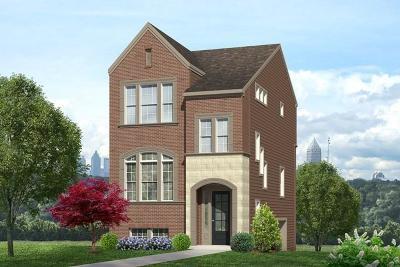 Atlanta Single Family Home For Sale: 621 Broadview Terrace NE