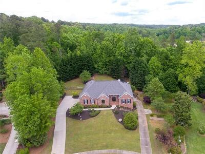 Canton GA Single Family Home For Sale: $449,900