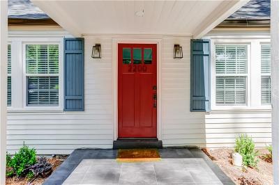 Atlanta Single Family Home For Sale: 2200 Lenox Road NE