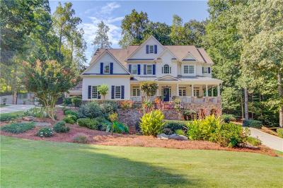 Cumming Single Family Home For Sale: 2340 Wood Cove Drive