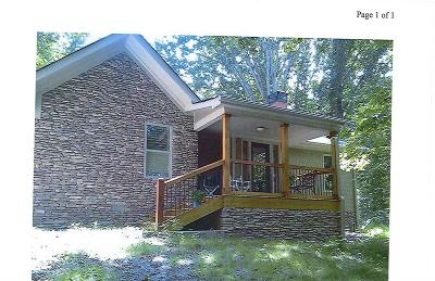Cumming Single Family Home For Sale: 7615 Whitmire Road