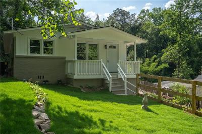 Atlanta Single Family Home For Sale: 984 Lookout Avenue NW