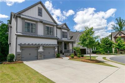 Woodstock Single Family Home For Sale: 1784 Grand Oaks Drive