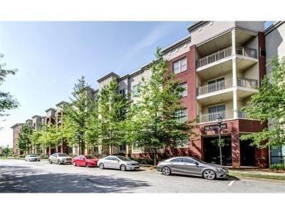 Atlanta Condo/Townhouse For Sale: 870 Mayson Turner Road NW #1004