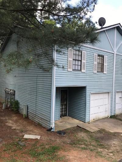Atlanta Condo/Townhouse For Sale: 3202 Pine Tree Trail #15A