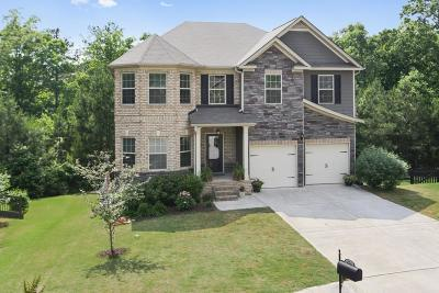Acworth Single Family Home For Sale: 483 Cleburne Place