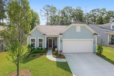 Kennesaw Single Family Home For Sale: 4310 Braden Lane