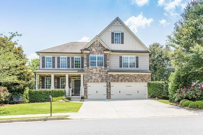 Cumming Single Family Home For Sale: 4630 Trailmaster Circle