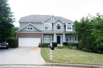 Canton Single Family Home For Sale: 216 Sawtooth Court