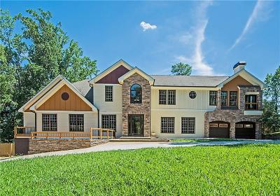 Atlanta Single Family Home For Sale: 1561 Boulderwoods Drive SE