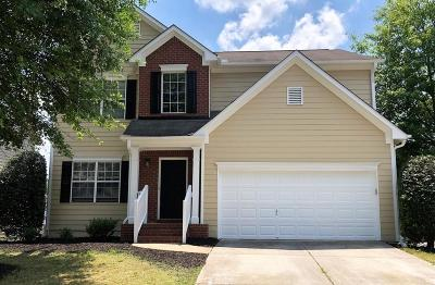 Woodstock Single Family Home For Sale: 300 Tuggle Court