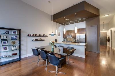 Atlanta Condo/Townhouse For Sale: 200 N Highland Avenue NE #107