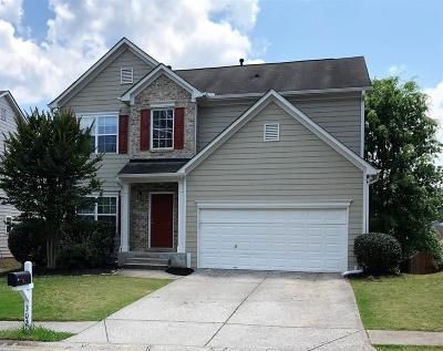 Woodstock Single Family Home For Sale: 302 Tuggle Court