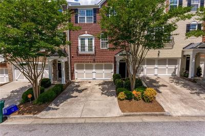 Mableton Condo/Townhouse For Sale: 6240 Sawtooth Oak Court SE