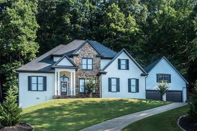 Roswell Single Family Home For Sale: 110 Huntington Court