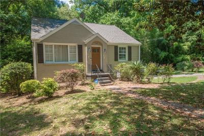 Decatur Single Family Home For Sale: 2081 Tilson Road