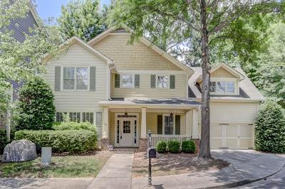 Atlanta Single Family Home For Sale: 2231 Parkview Court NW