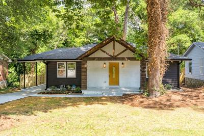 Decatur Single Family Home For Sale: 1926 Meadow Lane