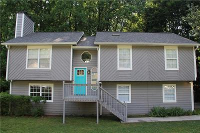 Austell Single Family Home For Sale: 6317 Mount Pisgah Lane