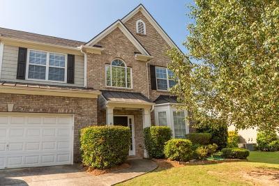 Barrow County, Forsyth County, Gwinnett County, Hall County, Newton County, Walton County Single Family Home For Sale: 2737 Rocky Trail Court
