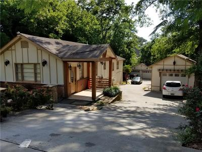 Brookhaven Single Family Home For Sale: 1403 North Druid Hills Road