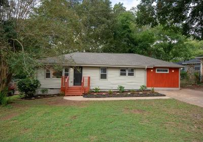 Decatur Single Family Home For Sale: 1996 Meadow Lane