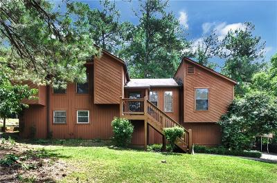 Powder Springs Single Family Home For Sale: 3139 Hopkins Road