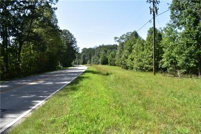 Lumpkin County Commercial For Sale: Highway 52 W