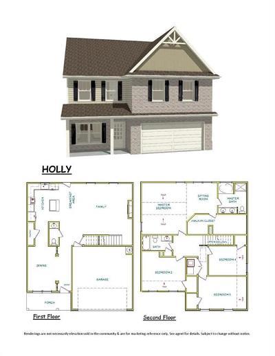Hampton Single Family Home For Sale: 2016 Bridgewater Pass