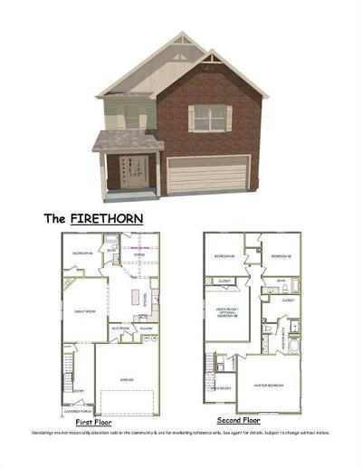 Hampton Single Family Home For Sale: 2012 Bridgewater Pass